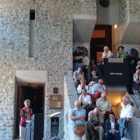 """Inaugurazione della mostra """"I castelli di Serravalle"""""""