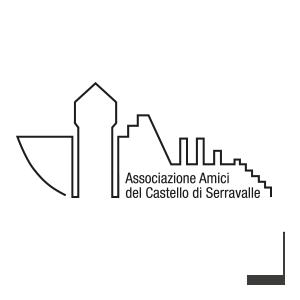 Logo associazione castello serravalle
